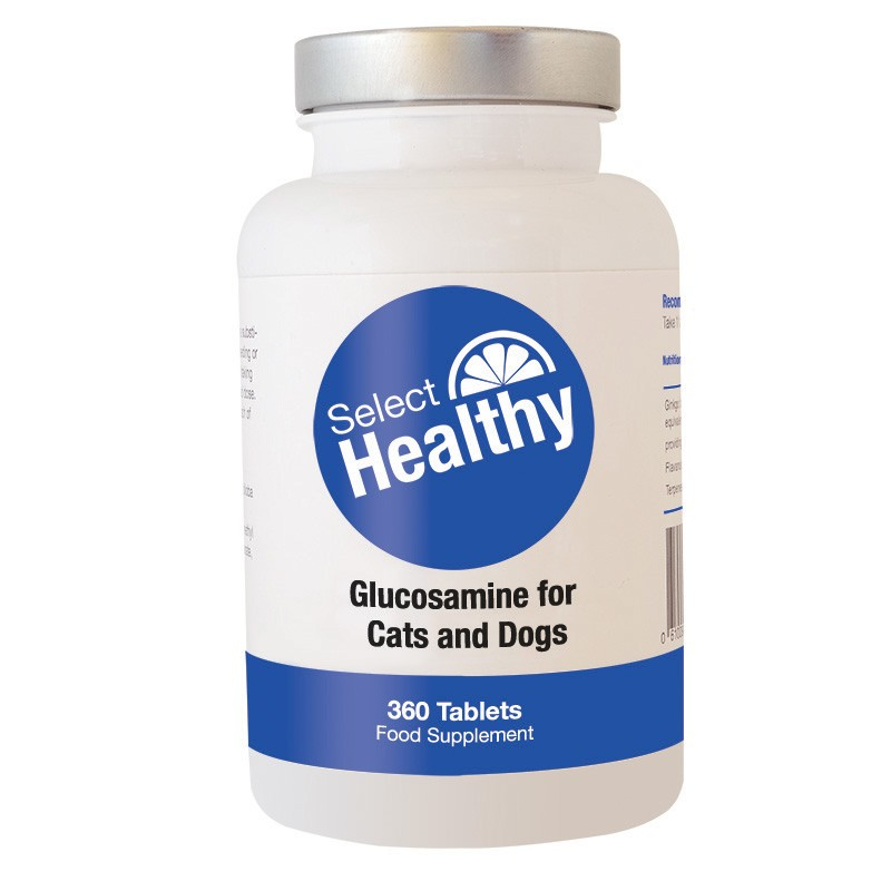 Glucosamine Capsules for Cats & Dogs