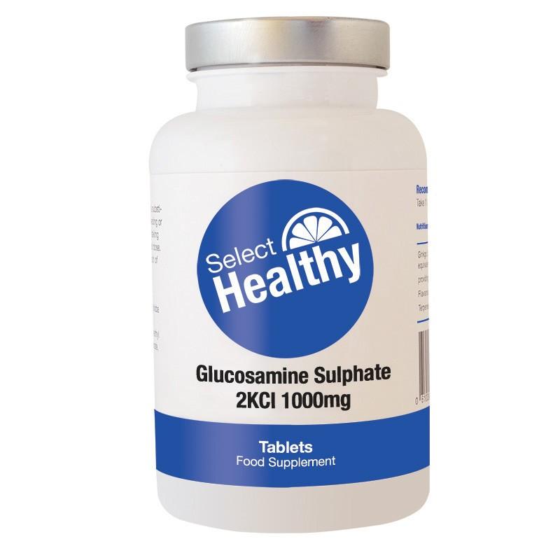 Glucosamine Sulphate 2KCl 1000mg