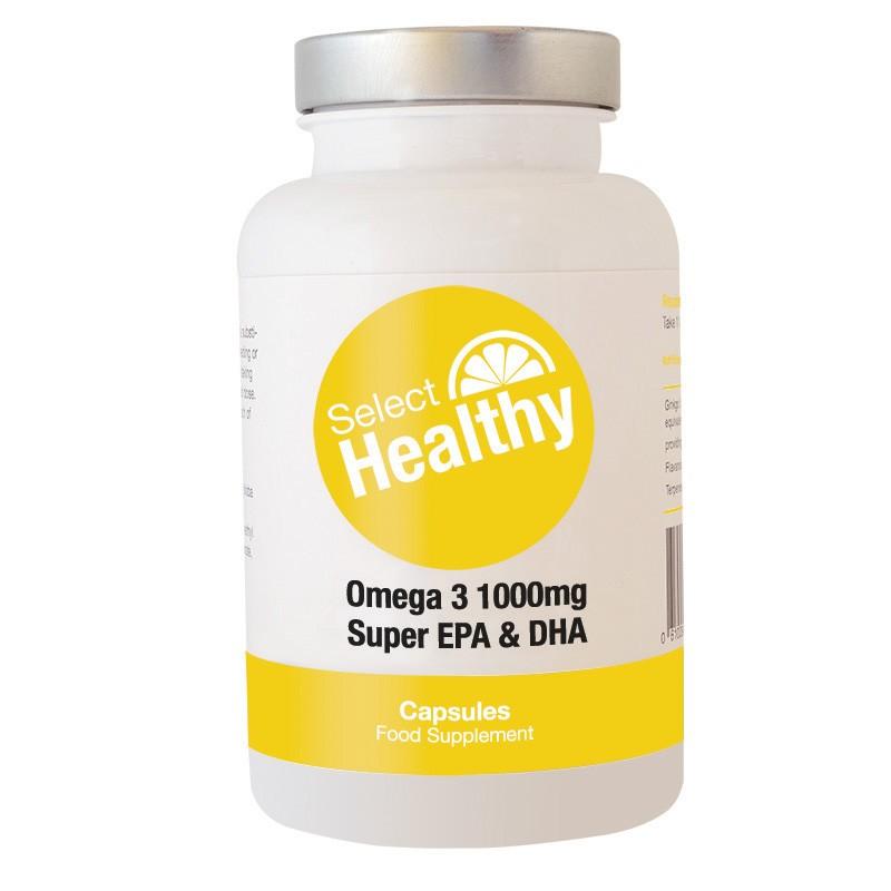 Omega 3 1000mg Super EPA & DHA