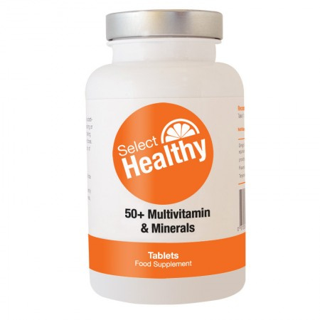 50+ Multivitamin & Minerals