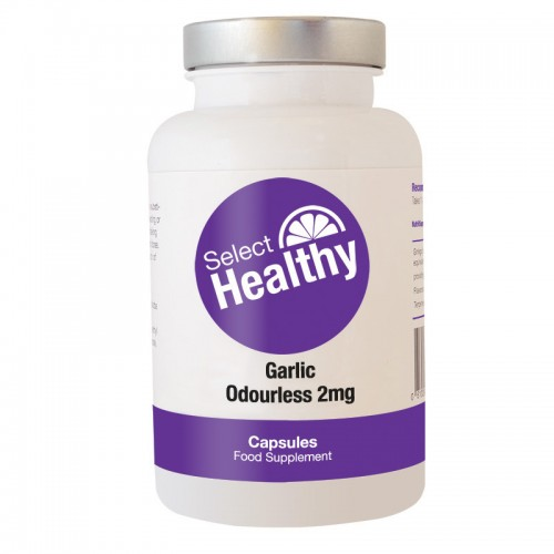 Garlic Odourless 2mg
