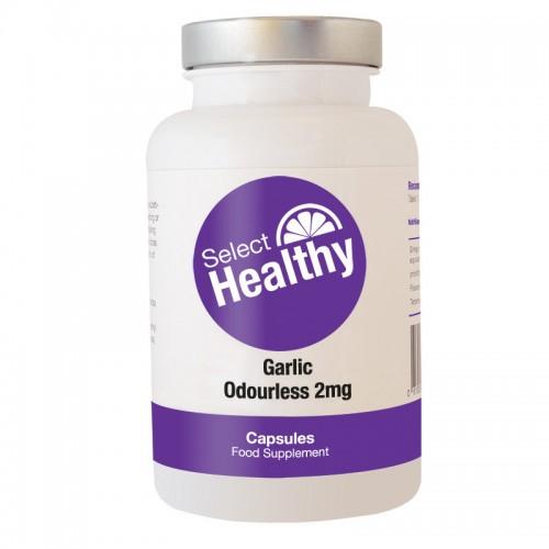 Garlic Odourless 2mg