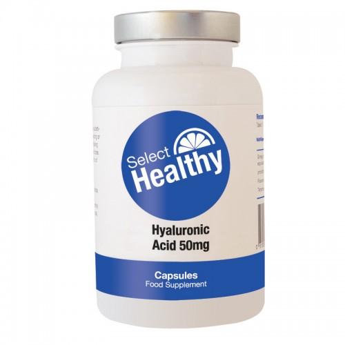 Hyaluronic Acid 50mg