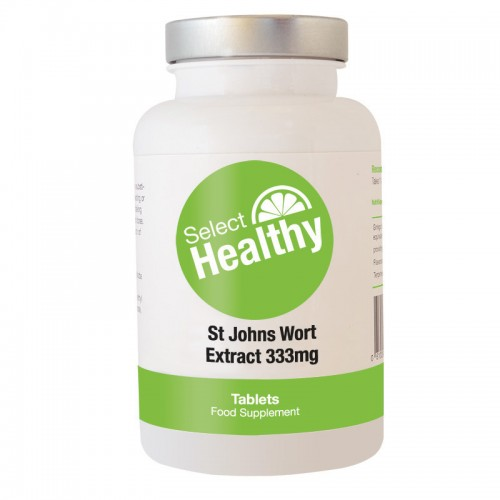 St Johns Wort Extract 333mg